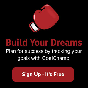 sign up for goalchamp